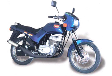 Jawa 650 Bison