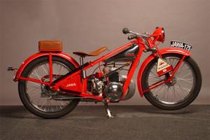 1932 - JAWA 175cc Villiers