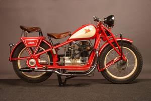 1929 - JAWA 500cc OHV